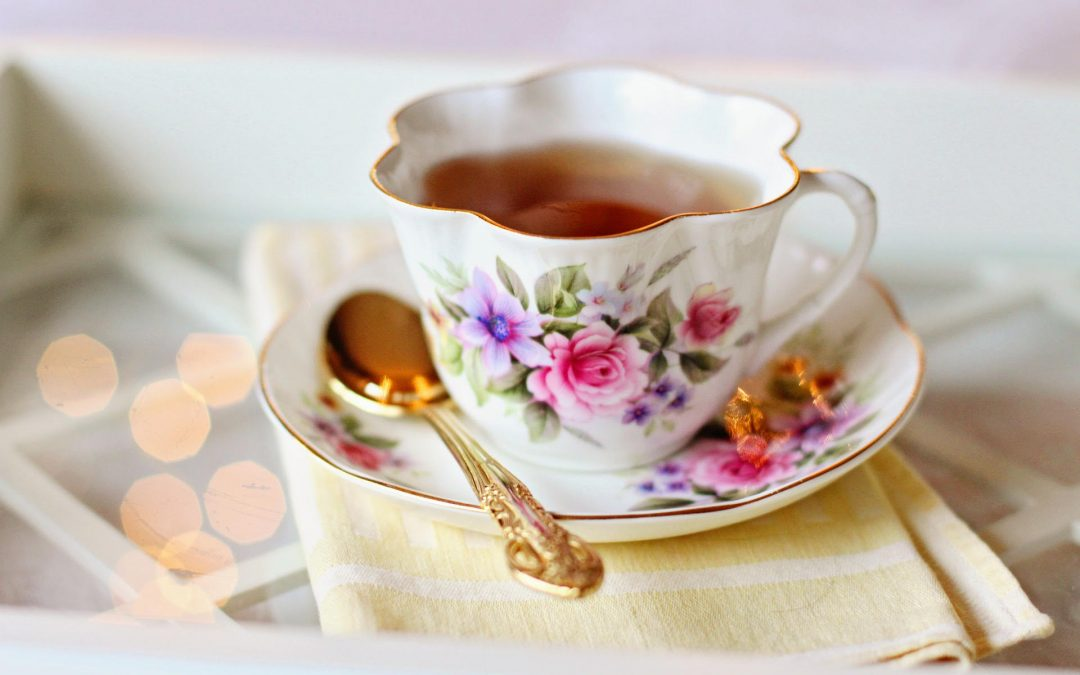 Bolsita de té: El arte de ser consciente