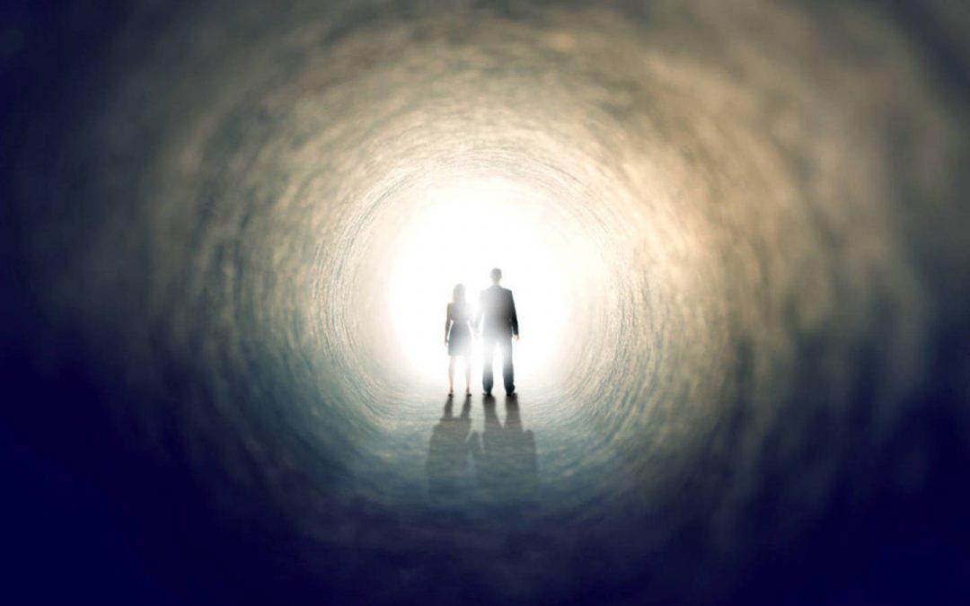 La muerte no existe, es solo una transición hacia otra vida