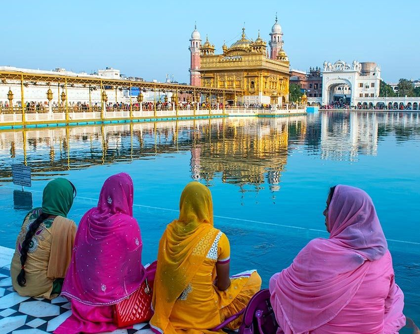 LA INDIA: Mujeres del mundo (1)