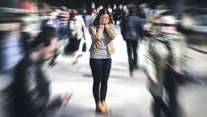 ¿Sabes lo que es una crisis de ansiedad? Yolanda Mármol